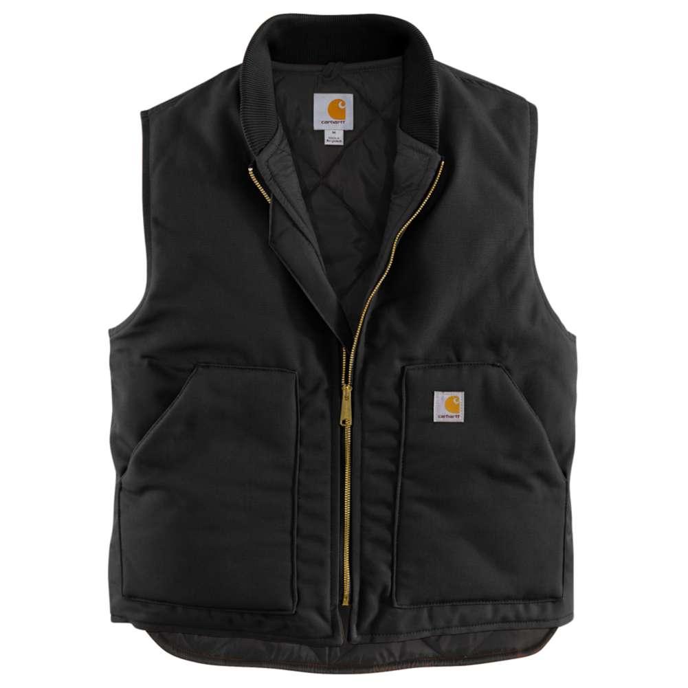 Carhartt Arctic Quilt-Lined Vest Black  V01BLK