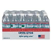 Crystal Geyser Water 16.9 Oz
