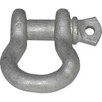 3/4in Bow Shackle