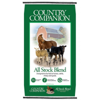 Nutrena County Companion All Stock 12% Textured Feed 50lb