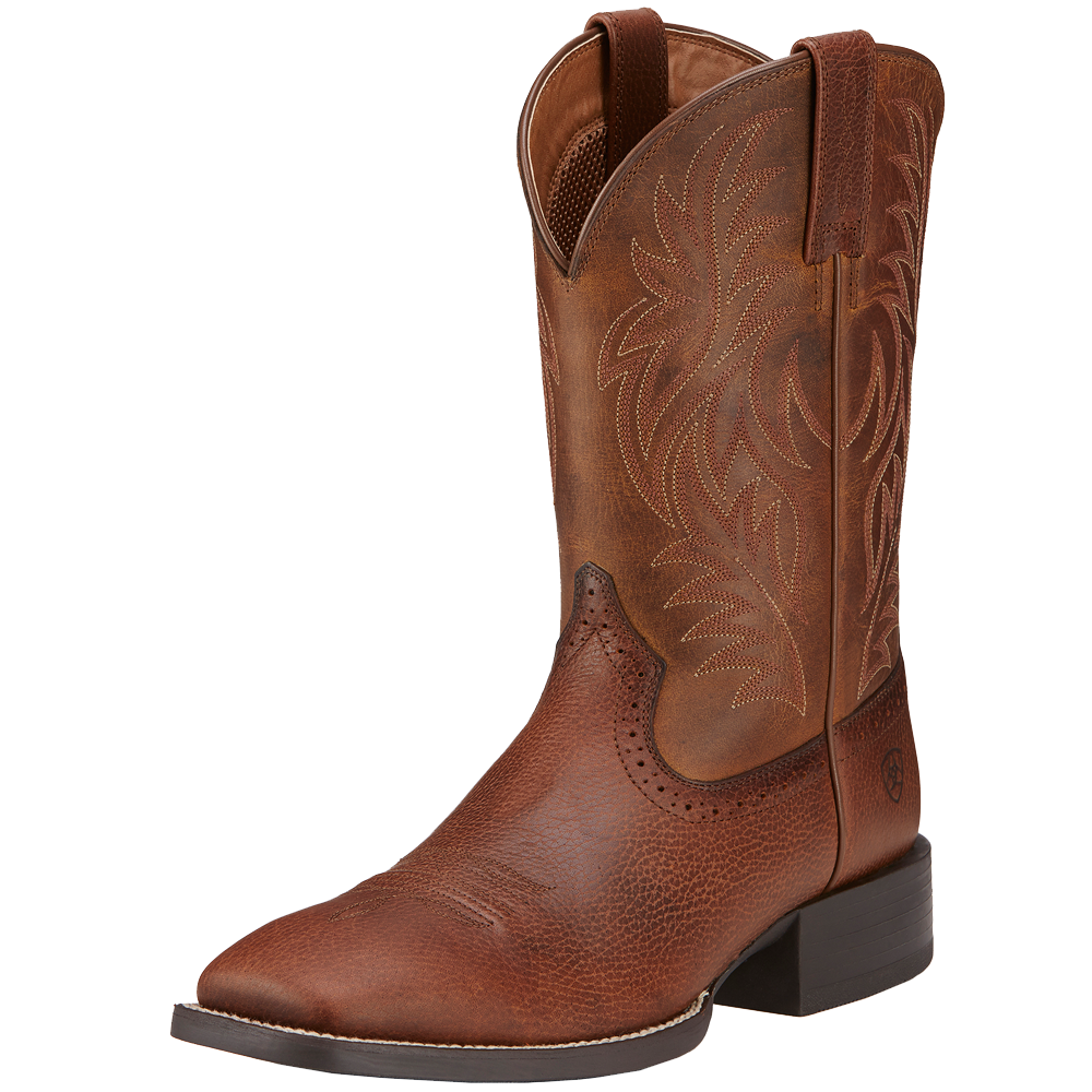 Ariat Men's Sport Western Wide Square Toe 10016291