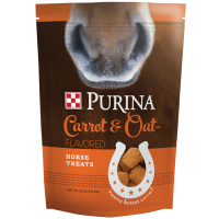 Purina Carrot & Oat Horse Treats 2.5lb