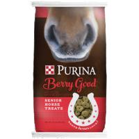 Purina Berry Good Horse Treats 15lb
