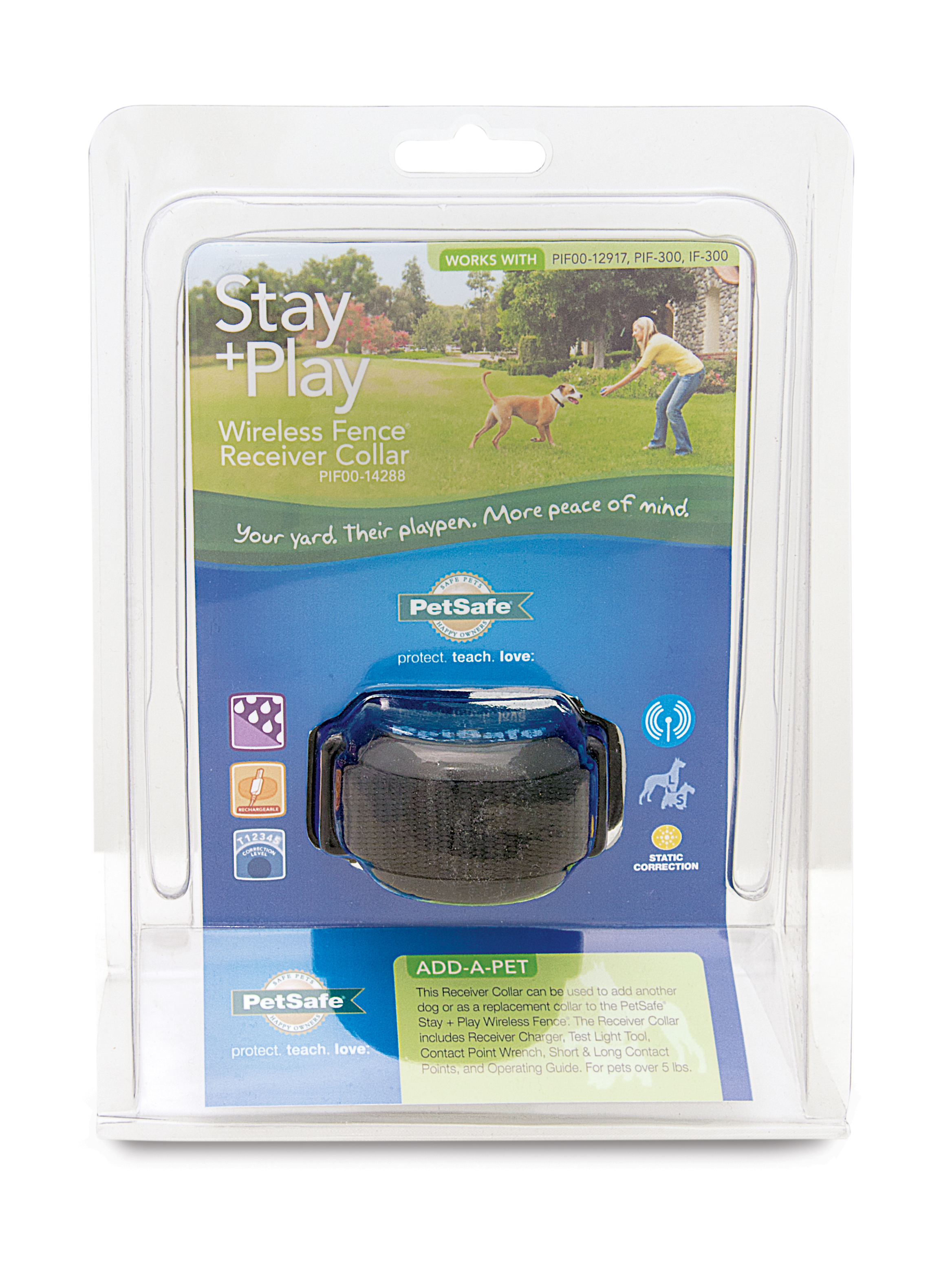 petsafe stay play wireless fence receiver collar d b supply
