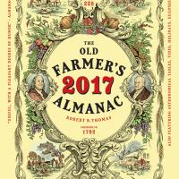 Farmers Almanac 2017