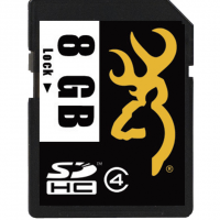 Browning Trail Cam 8gb Sd Card