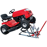 350lb Lawnmower Lift
