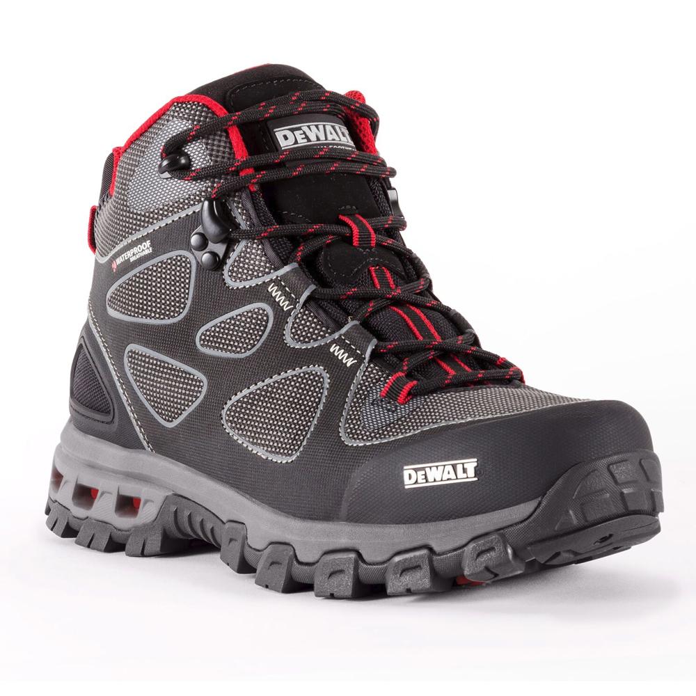 DeWalt Footwear Lithium Steel-toe Shoe DXWP10003