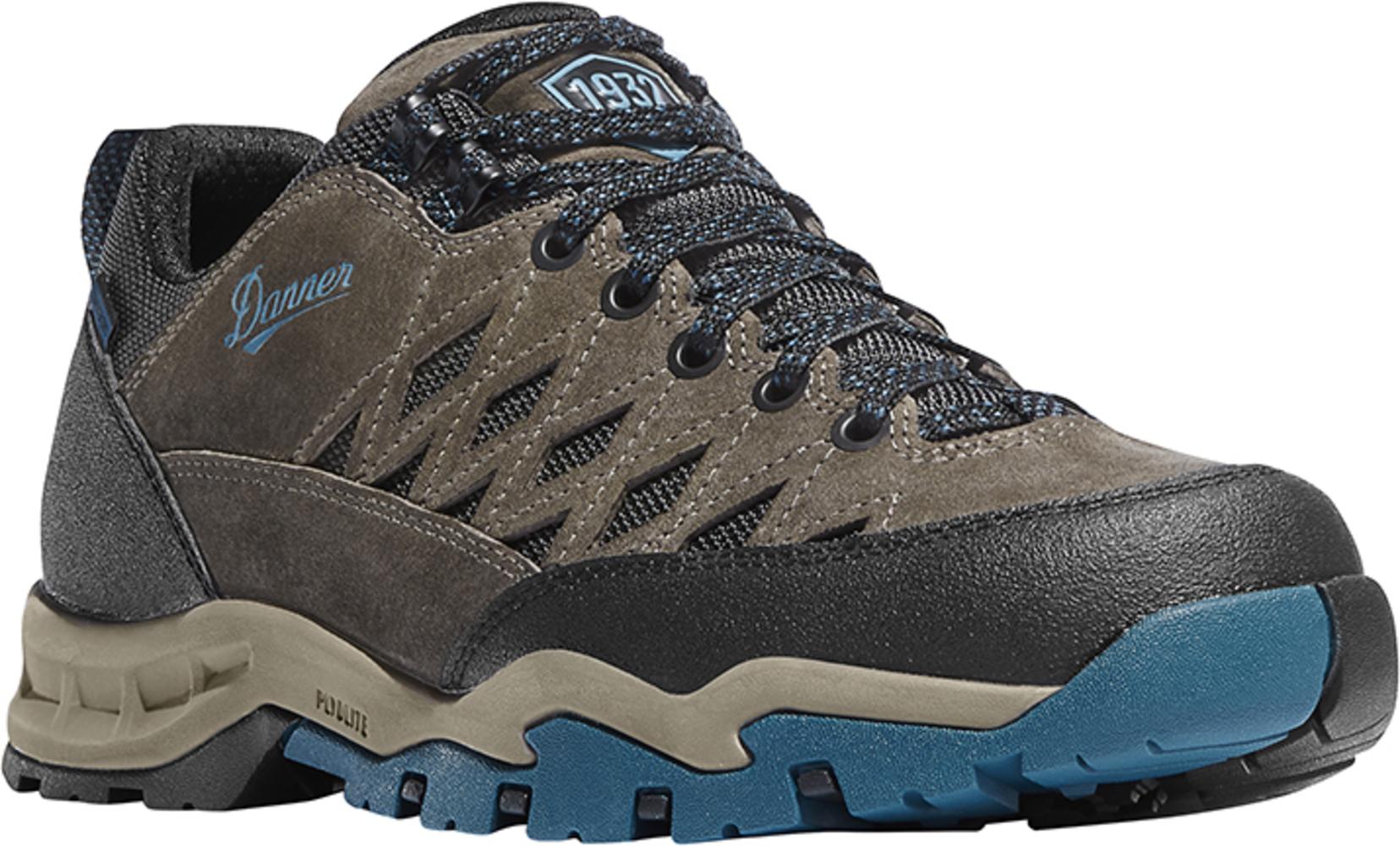 Danner Trailtrek Light Outdoor Gray/Blue 61381