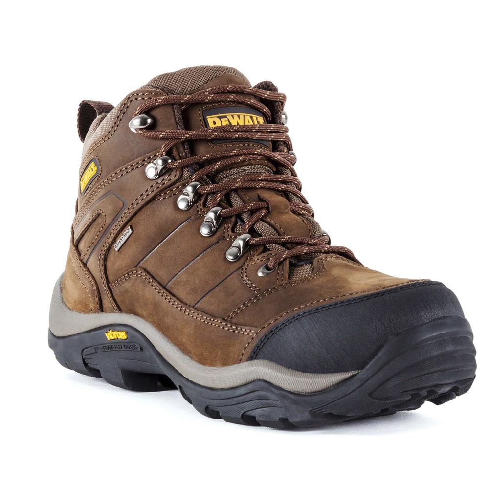 DeWalt Footwear Neon Steel-toe Shoe DXWP10005