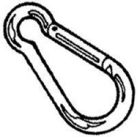 1in Snap Link 2450 Zinc