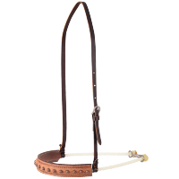 Nose Band Single Rope Copper