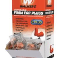 Foam Ear Plugs - 1 Pair