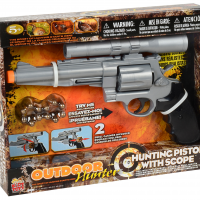 Outdoor Hunter Pistol W/scope
