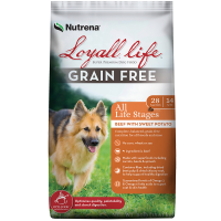 Loyall Life Grain Free Beef & Sweet Potato 30lb