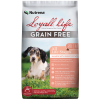 Loyall Life Grain Free Salmon & Sweet Potato 30lb