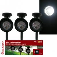 Solar Spot Light Garden Stakes