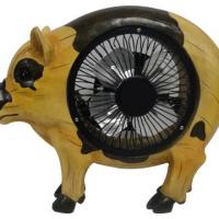 Pig Fan Statuary