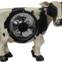 Cow Fan Statuary