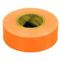 150ft Orange Flagging Tape  24
