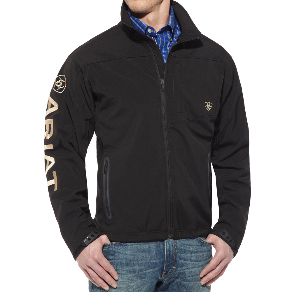 Ariat Men's Team Softshell Jacket