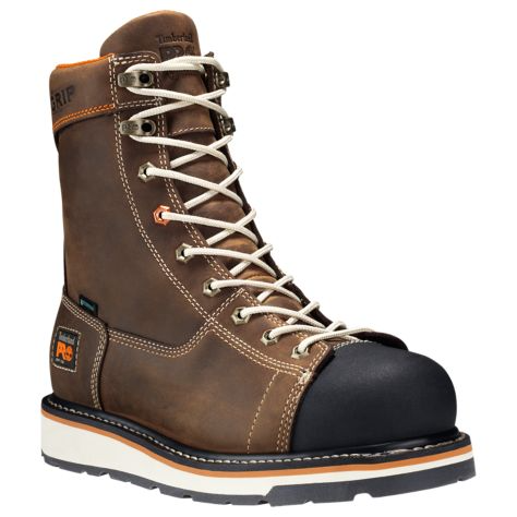 Men's Timberland PRO Gridworks 8 Inch Work Boot