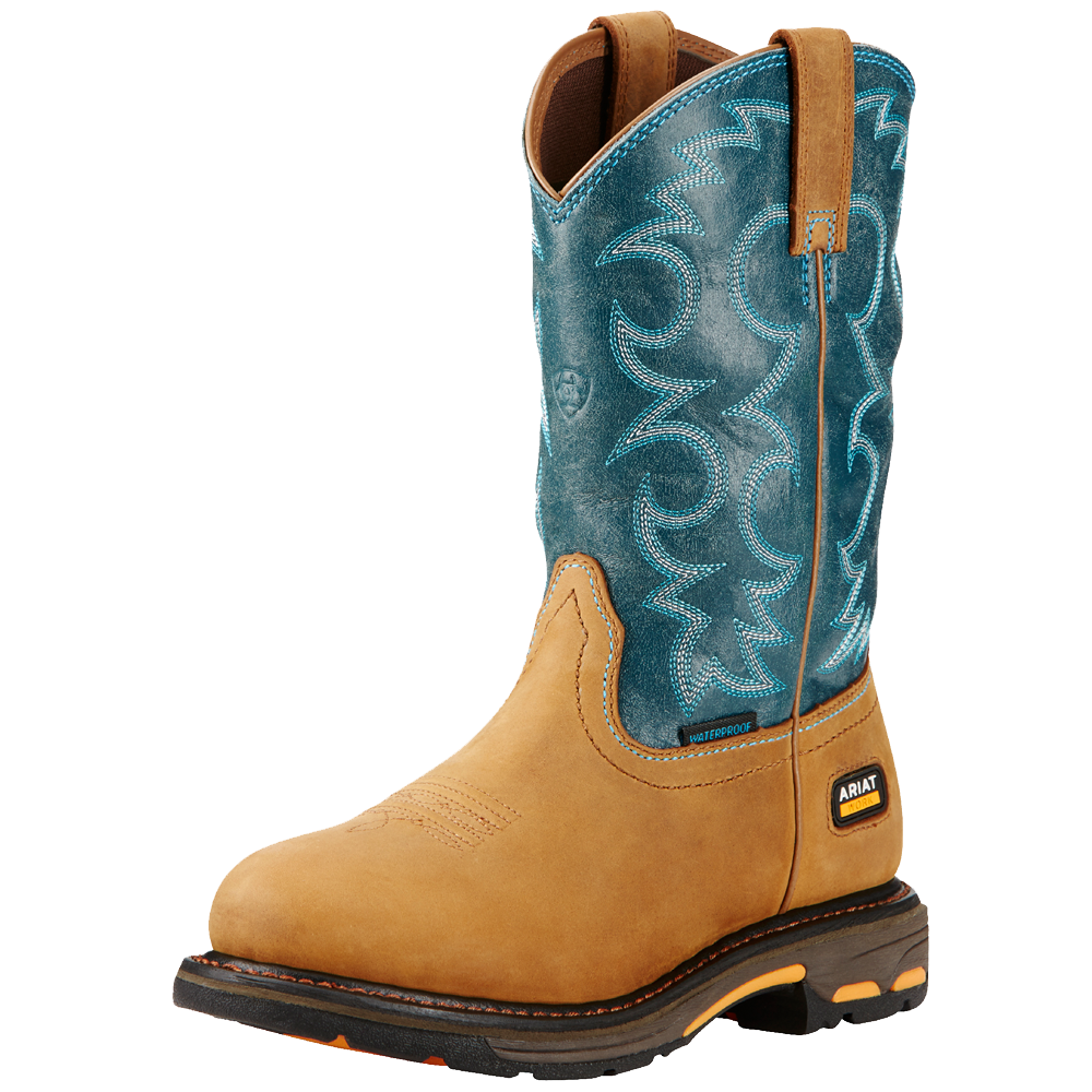 Ariat Women's Workhog H2O Safety Toe 10018577