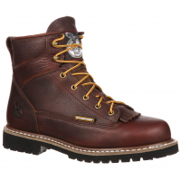 Georgia Men's Waterproof Lace-to-Toe Work Boot GBOT052
