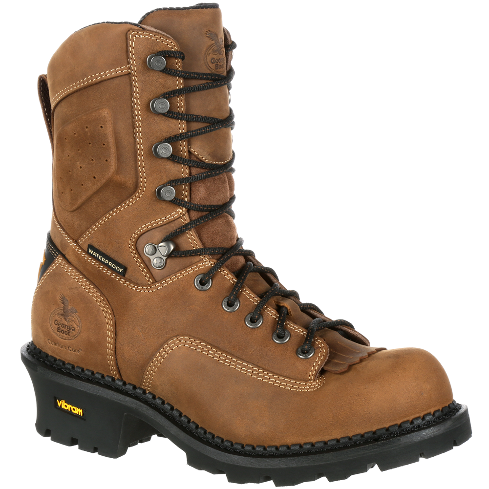 Georgia Men's Composite Toe Waterproof Work Boot GB00097