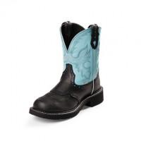 Justin Gemma Light Blue Gypsy™ Women's Cowboy Boots L9905