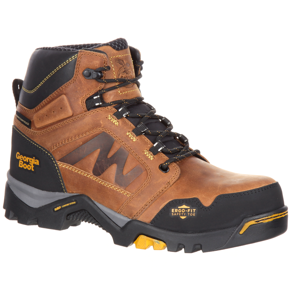 Georgia Men's Amplitude Waterproof Work Boot GB00128