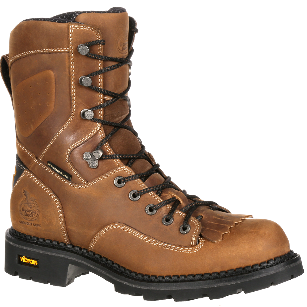 Georgia Men's Waterproof Logger GB00122
