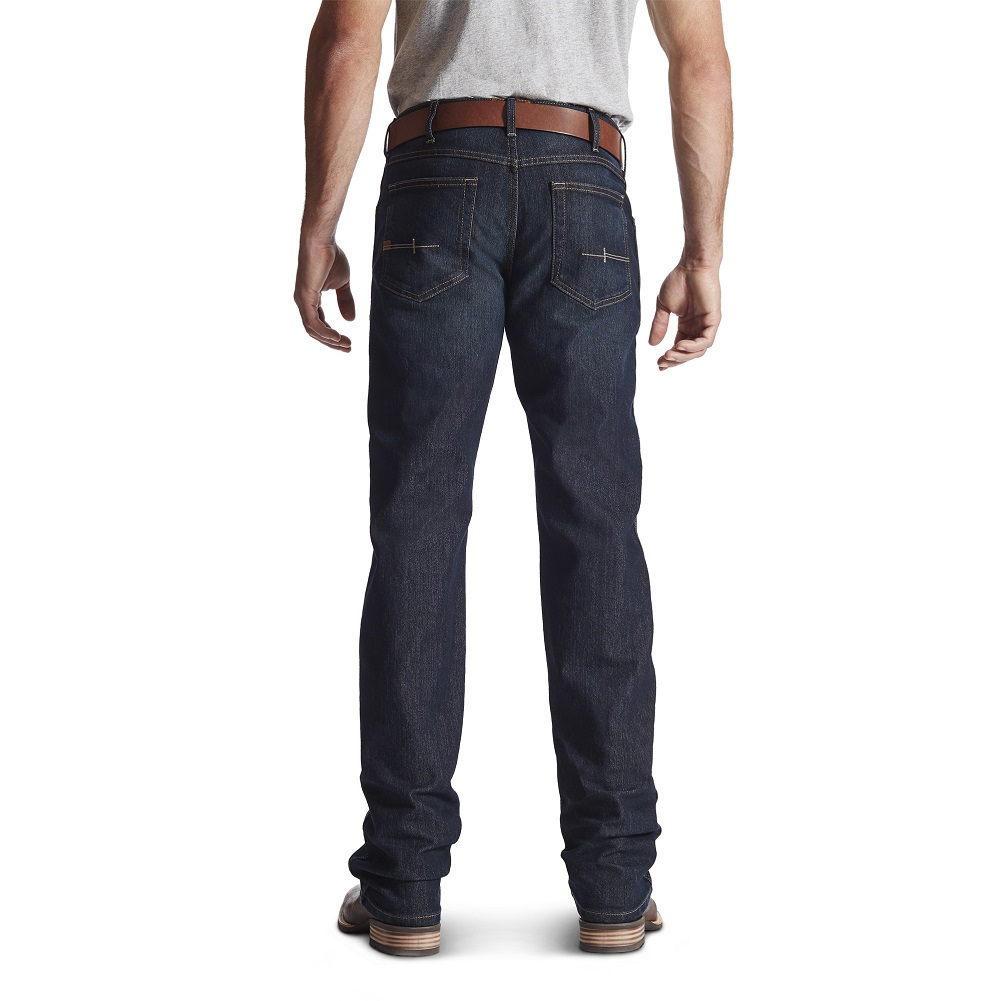 Ariat Men's M5 Slim Fit Rebar Fashion