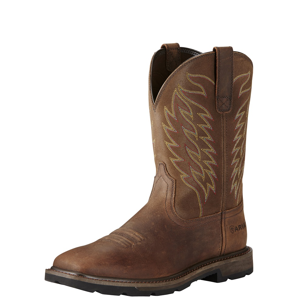 Ariat Men's Groundbreaker Square 10020059