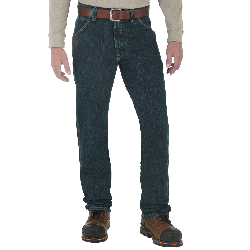 Wrangler Men's Riggs Advanced Comfort 3WAC5DT