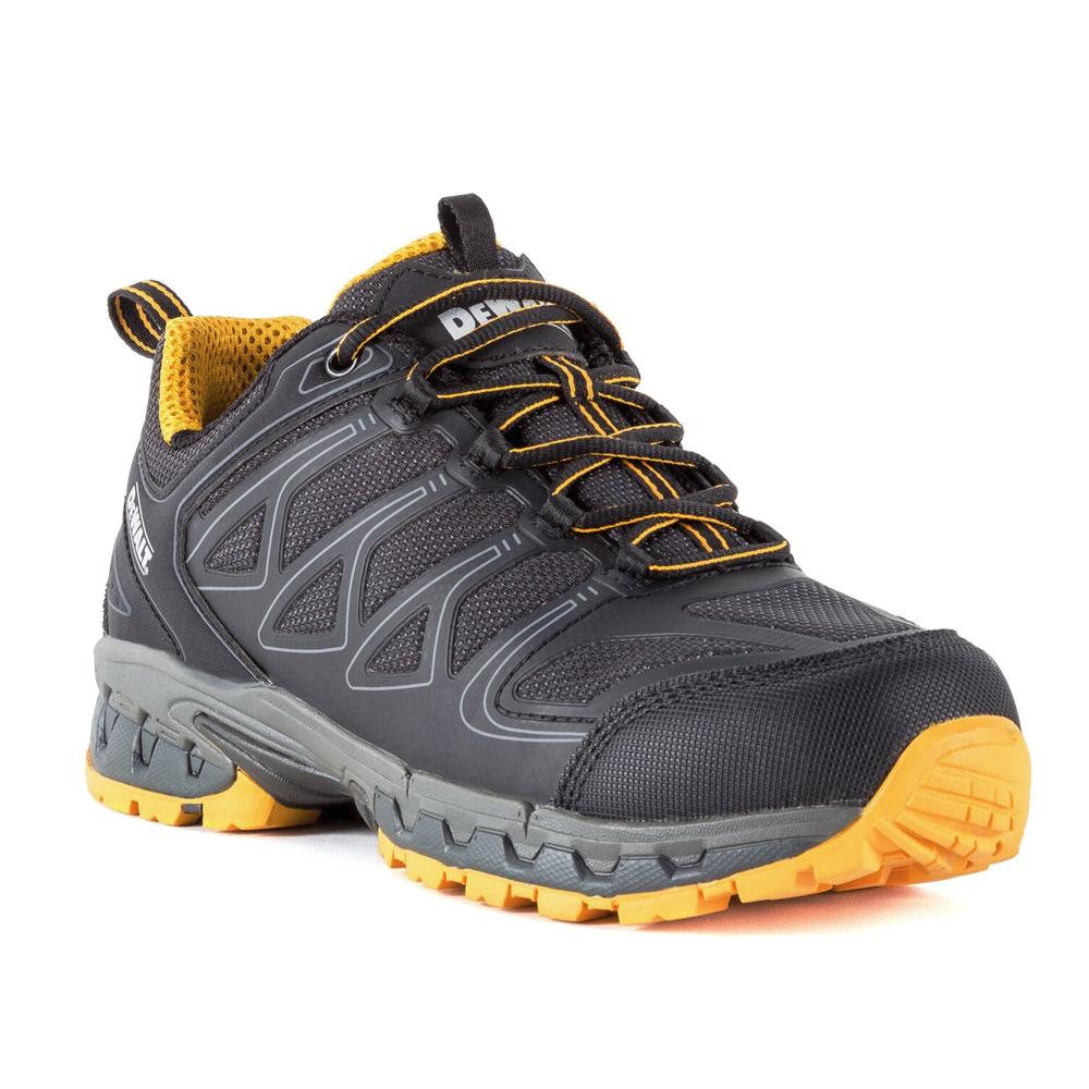 DeWalt Footwear Men's Boron Aluminum-toe Shoe DXWP10002