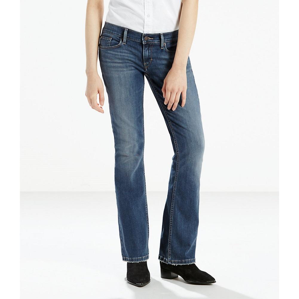 Levi's Women's 524 Bootcut Jeans 11524-0114