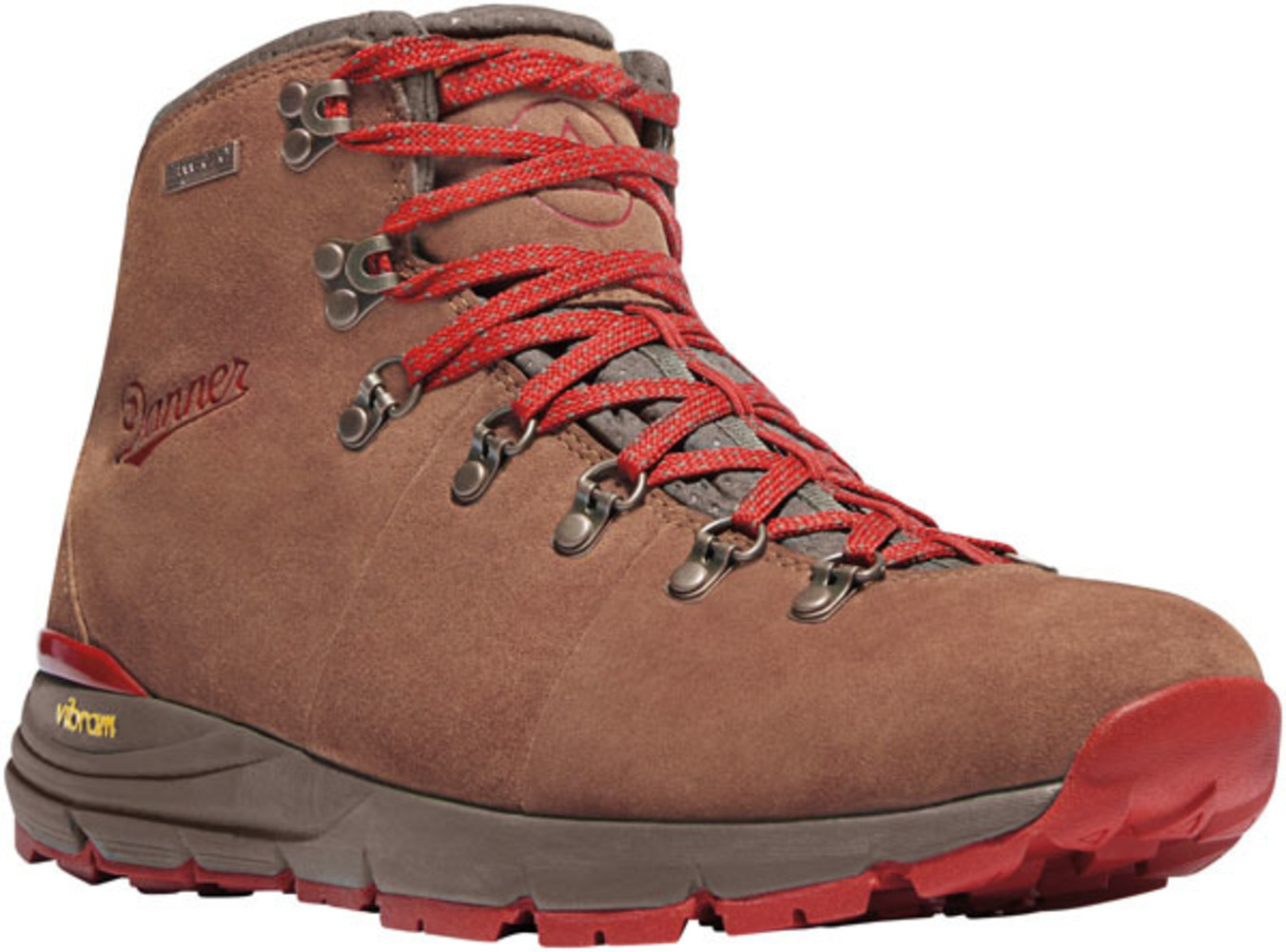Danner Mountain 600 4.5-Inch Outdoor Brown/Red 62241