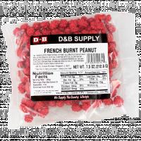 Burnt Peanut