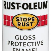 Gloss White Spray Paint