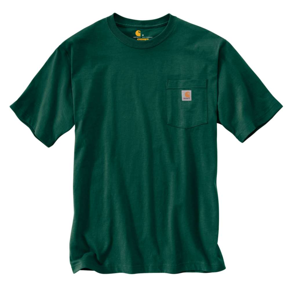 Workwear Pocket Short-Sleeve T-Shirt K87HTG