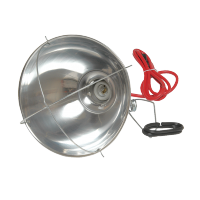 Heat Lamp Shade W/clamp