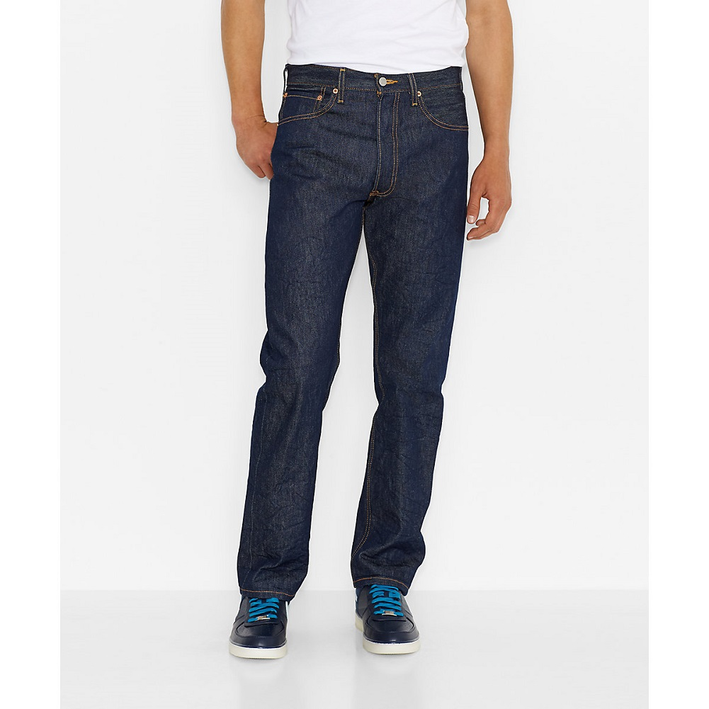 Levi's Men's Shrink to Fit Jeans Big & Tall 11501-0000