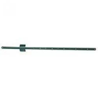 4ft 14ga Ld Fence U Post Green