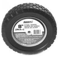 8in Steel Wheel-offset       6