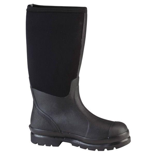 213b176f0f4 56 Muck Boot Chore Hi Boots Black | D&B Supply