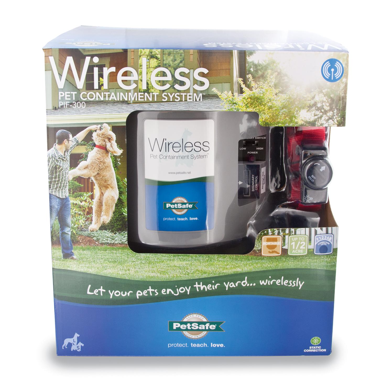 petsafe premium wireless fence 12 acre d b supply