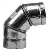 3in 90deg Swivel Elbow Pellet
