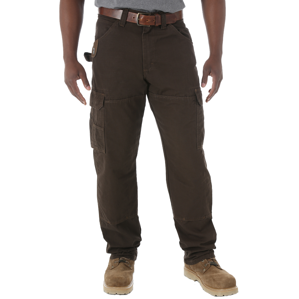 Wrangler Men's Ranger Pant Dark Brown 3W060DB