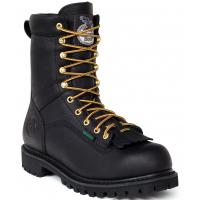 Georgia Men's Waterproof Lace-to-Toe Work Boot G8010
